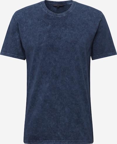 DRYKORN Tričko 'SAMUEL' - modré: Pohľad spredu