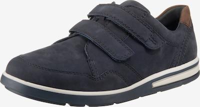 WALDLÄUFER Sneaker in blau: Frontalansicht