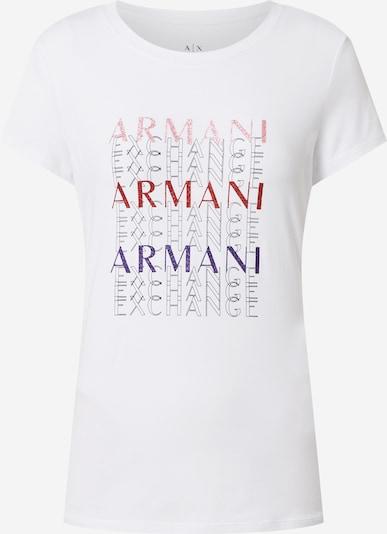 ARMANI EXCHANGE Shirt '6Hytam' in mischfarben / weiß, Produktansicht