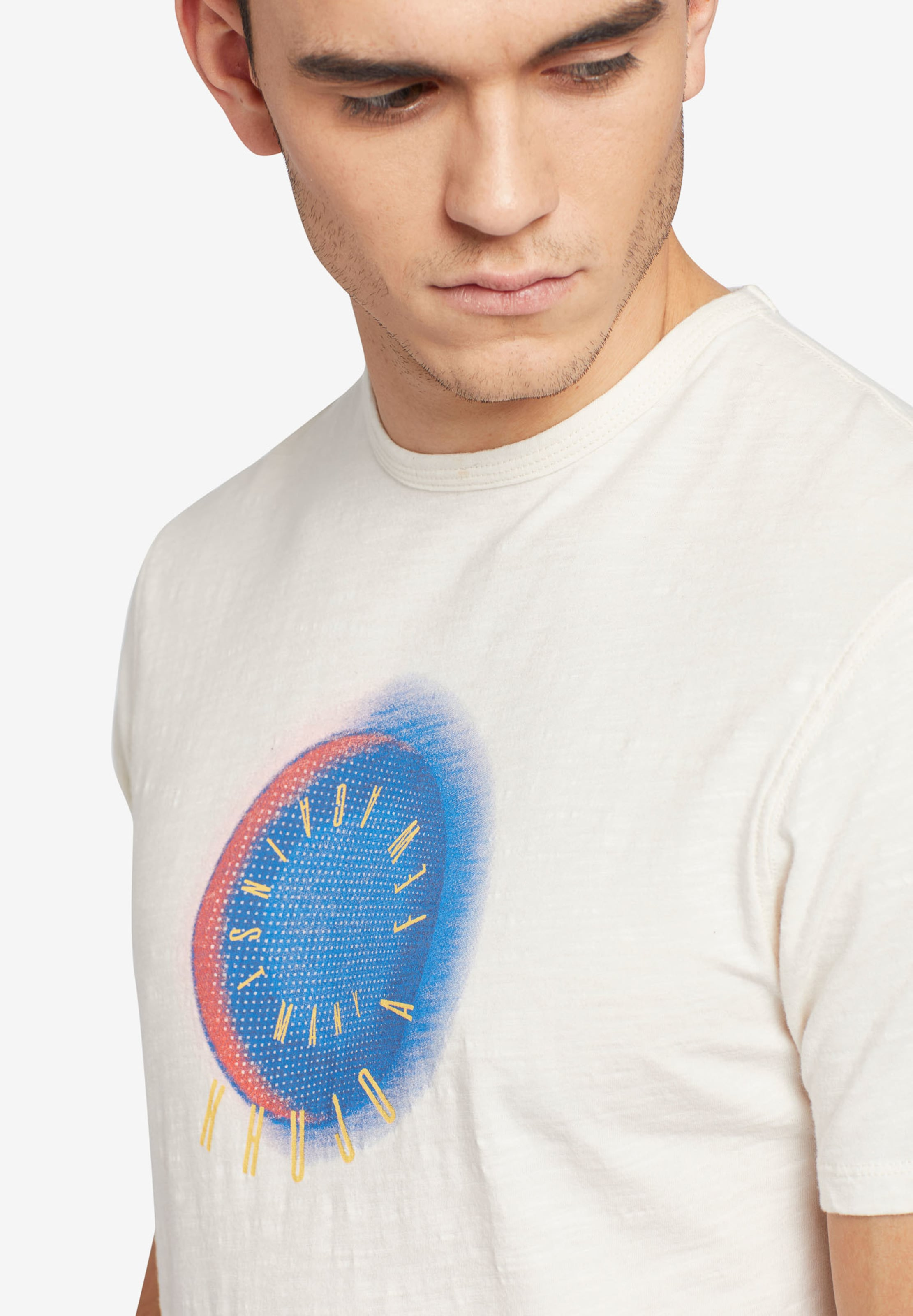 T Texture' En Khujo ClairBlanc Finn shirt Bleu ' zpVMqSU