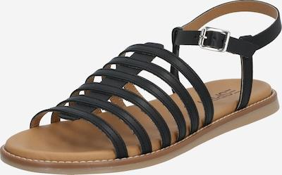 ESPRIT Sandale ' Leky Multi Sand ' in schwarz, Produktansicht