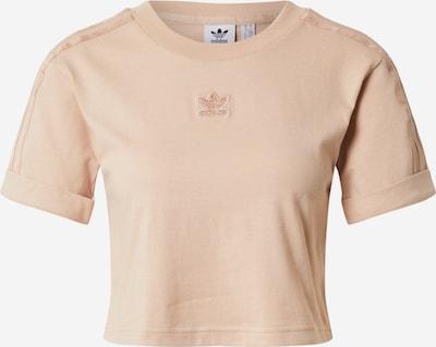 ADIDAS ORIGINALS Shirt in mauve, Produktansicht