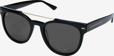 Ochelari de soare 'Nice' Kapten & Son pe negru, Vizualizare produs