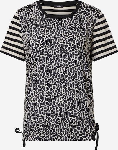 Riani Shirt in schwarz / weiß, Produktansicht