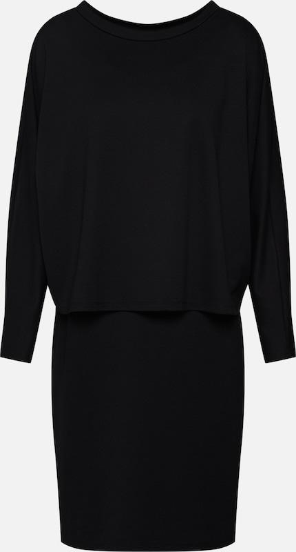 EDC BY ESPRIT Kleid in schwarz    Große Preissenkung 7fabd7