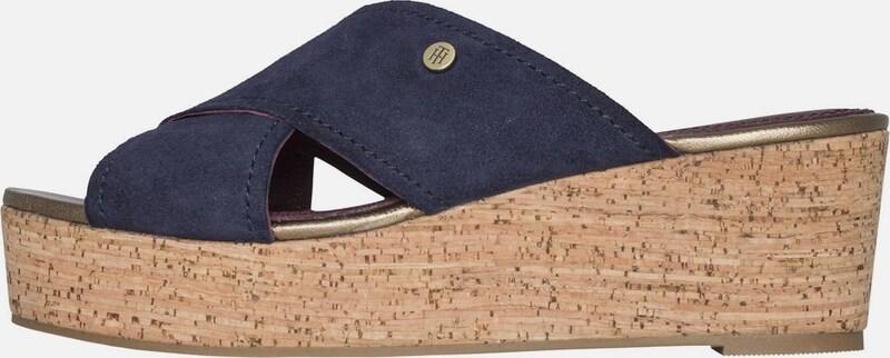 TOMMY HILFIGER Sandale »E1285LMY 21B«