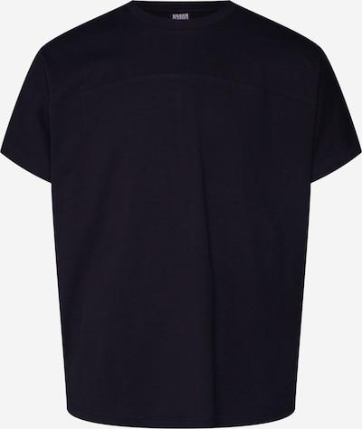 Urban Classics T-Shirt 'Batwing' en noir, Vue avec produit