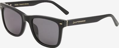 Ochelari de soare 'Malibu' Kapten & Son pe negru, Vizualizare produs