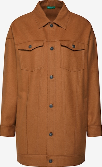 UNITED COLORS OF BENETTON Jacke in beige, Produktansicht
