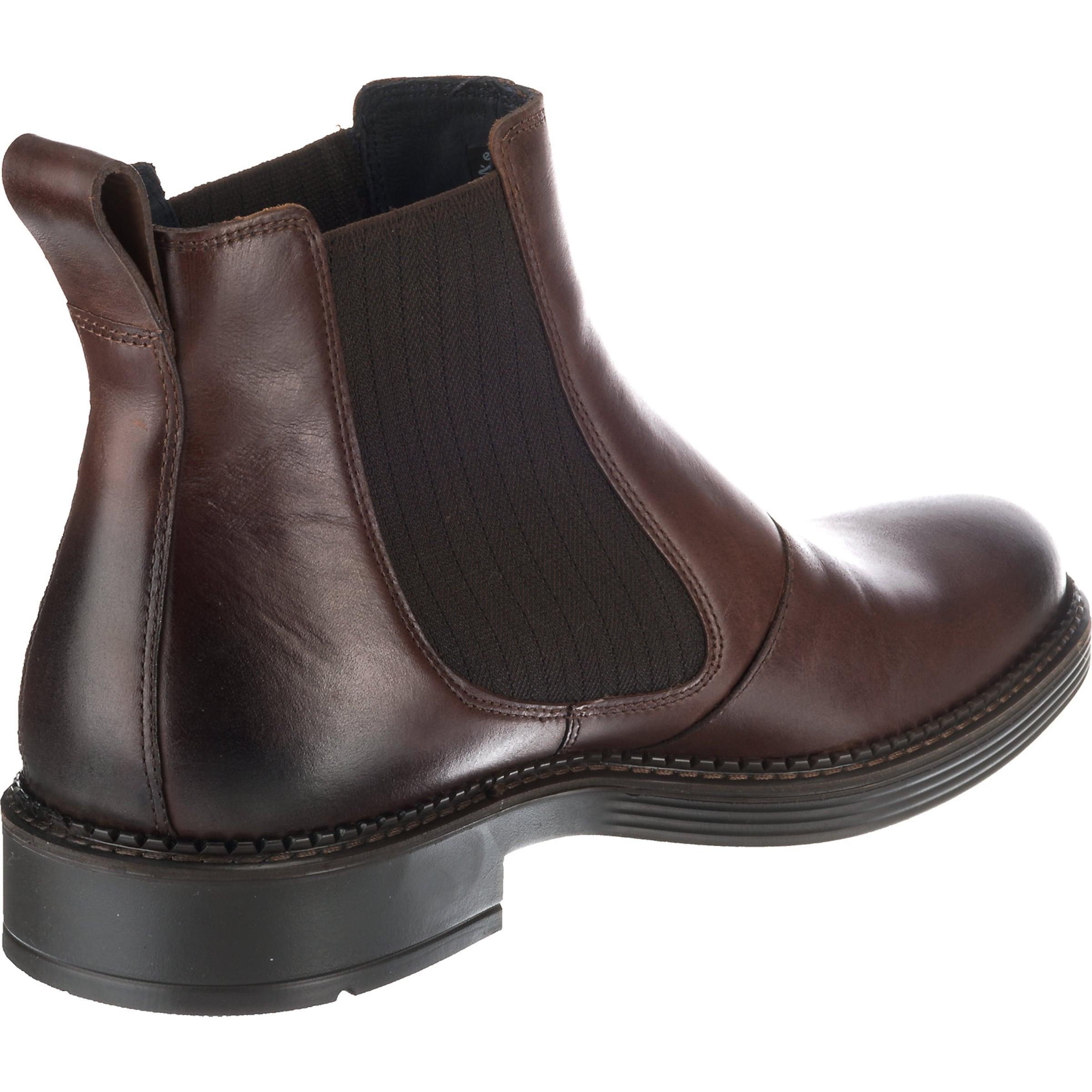 Braun Ecco Ecco 'newcastle' In Boots 7IYbygf6mv