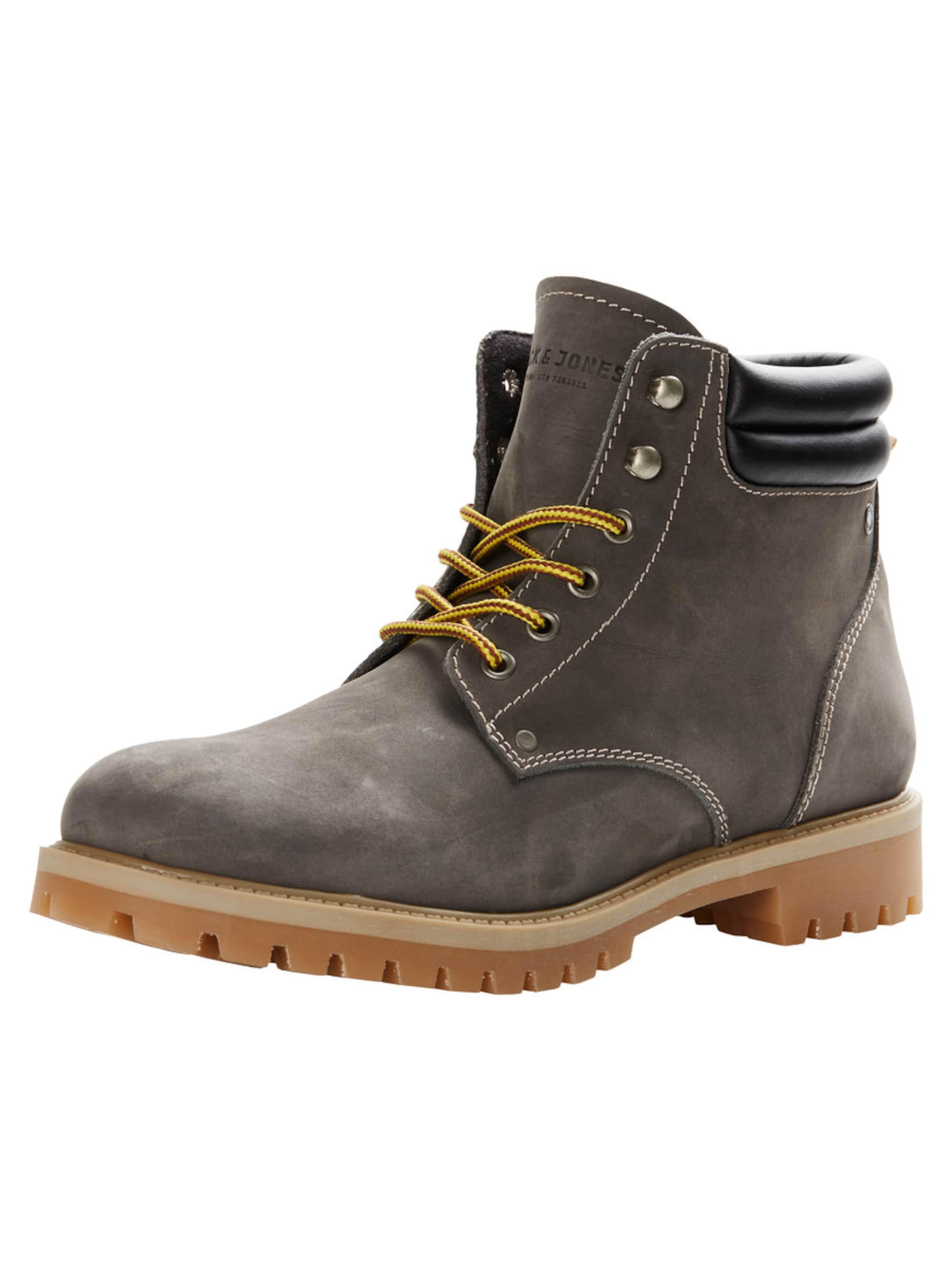 JACK & JONES Workwear-Stiefel Verschleißfeste billige Schuhe