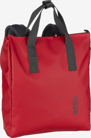 BREE Rucksack 'Punch' in rot, Produktansicht