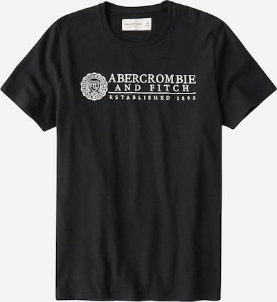 Abercrombie & Fitch T-Shirt 'SS HERITAGE' in schwarz, Produktansicht