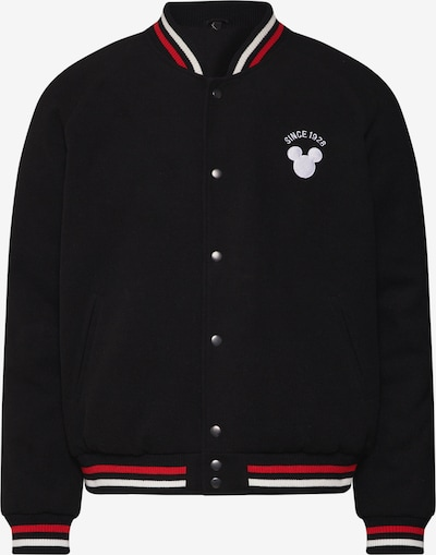 ABOUT YOU x Disney Bomberjacke 'Julian' in schwarz, Produktansicht