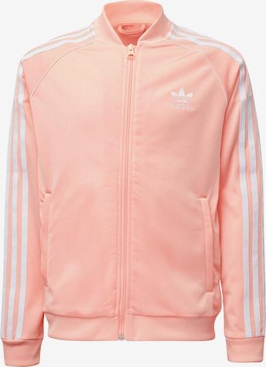ADIDAS ORIGINALS Přechodná bunda - světle růžová / bílá, Produkt
