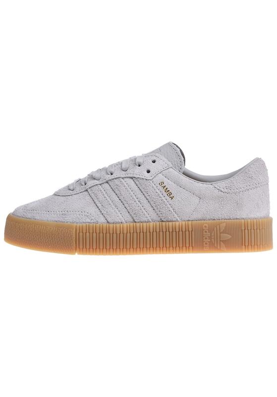 ADIDAS ORIGINALS Sneaker 'Sambarose' in grau | ABOUT YOU
