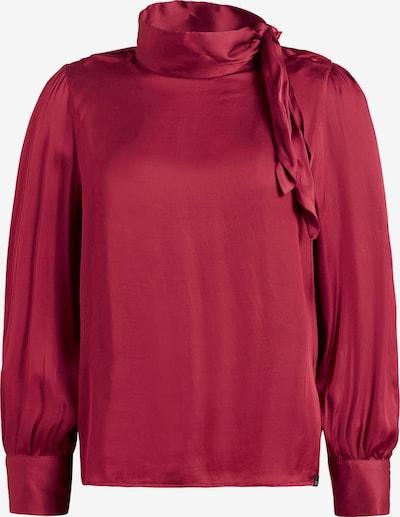 khujo Bluse ' ASNAT ' in rot, Produktansicht