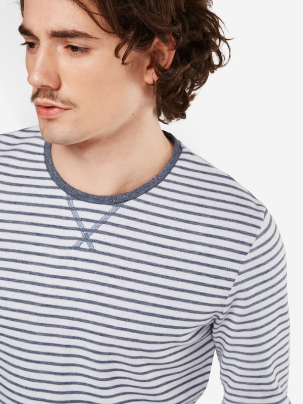 Tom Tailor Langarmshirt With Stripes