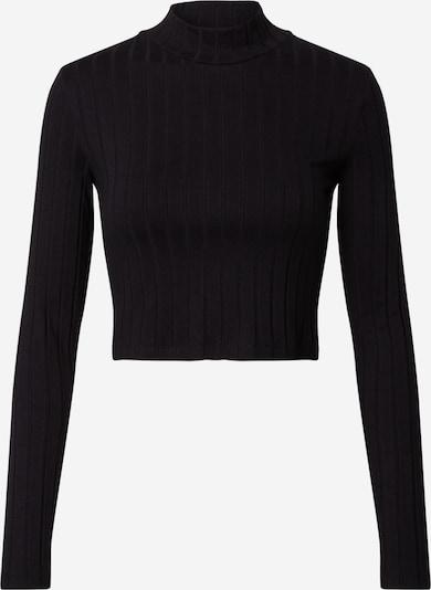 EDITED T-shirt 'Ada' en noir, Vue avec produit