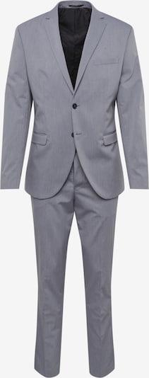 SELECTED HOMME Costume 'SLHSLIM-MYLOHEAD LT BLUE SUIT B EX' en bleu clair, Vue avec produit