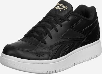 Reebok Classic Sneaker in gold / schwarz, Produktansicht