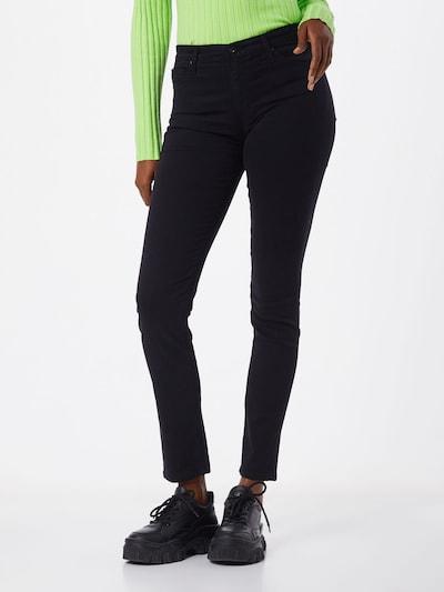 AG Jeans Jeans 'Prima' in schwarz, Modelansicht