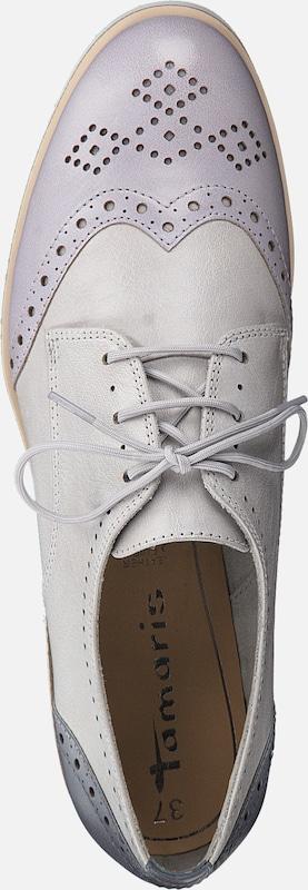 À Tamaris Chaussure Gris En Lacets D9YWIEH2