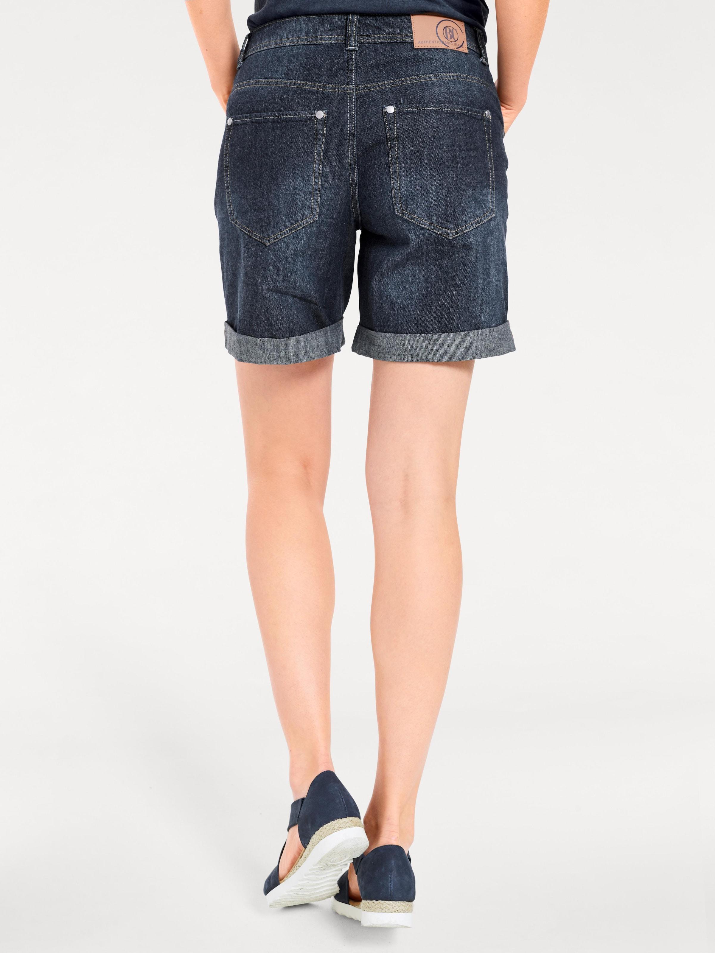 Blue Denim Heine In shorts Jeans hdrstQ