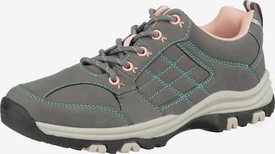 Freyling Sneaker in dunkelgrau / rosé, Produktansicht