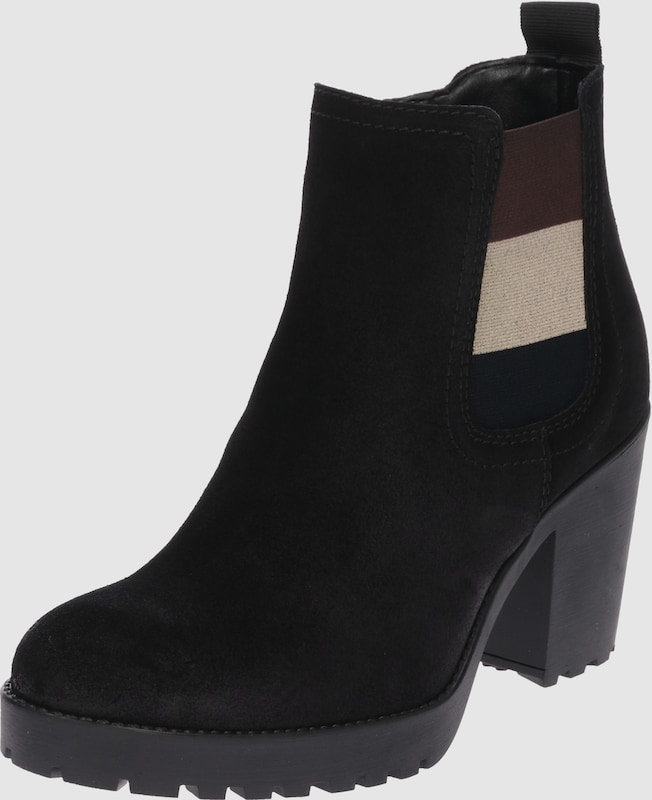 Tommy Jeans Leder-Boot  ESSENTIAL