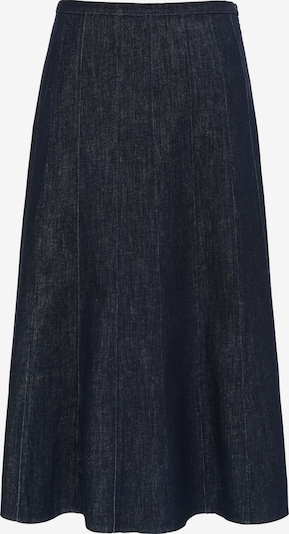 Anna Aura Jeansrock in nachtblau, Produktansicht