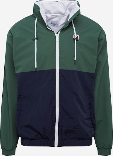 Karl Kani Prehodna jakna | mornarska / zelena / bela barva, Prikaz izdelka