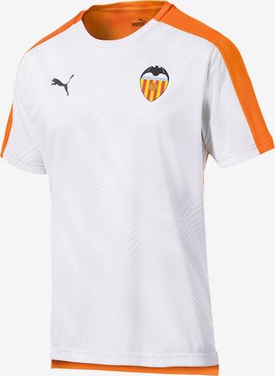 PUMA Trikot 'Valencia CF' in orange / weiß, Produktansicht
