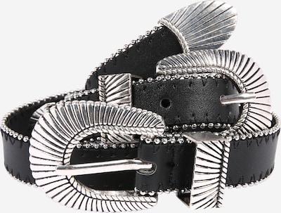 PIECES Ceinture 'PCARISA WAIST BELT TP' en noir, Vue avec produit
