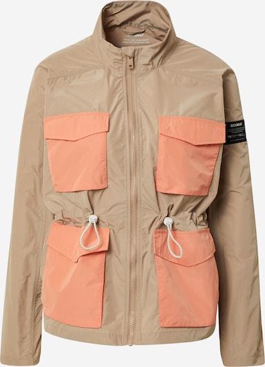 ECOALF Jacke in hellbeige / lachs, Produktansicht