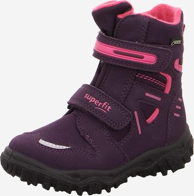 SUPERFIT Snowboots in lila / pink, Produktansicht