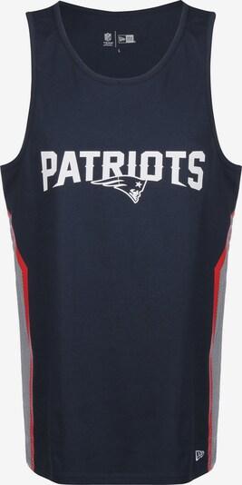 NEW ERA Tanktop ' NFL Mesh Print New England Patriots ' in schwarz, Produktansicht