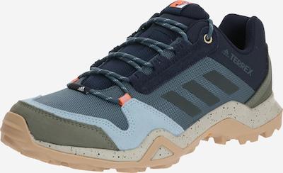 Sneaker de alergat 'TERREX AX3 BLUE' ADIDAS PERFORMANCE pe bej / albastru închis, Vizualizare produs