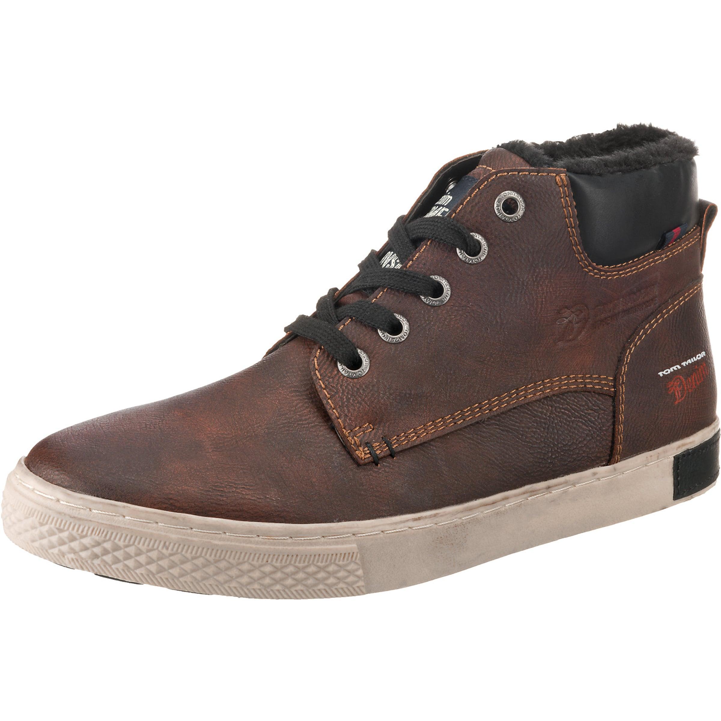 Tom Sneakers Tom Sneakers In Tom Tailor BraunSchwarz In Tailor Tailor Sneakers In BraunSchwarz UzSqMVp