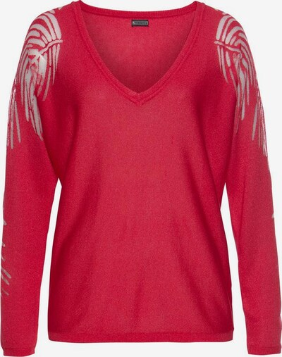 LAURA SCOTT Pullover in rot, Produktansicht