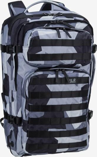 JACK WOLFSKIN Rucksack 'TRT 32' in grau / hellgrau / schwarz, Produktansicht