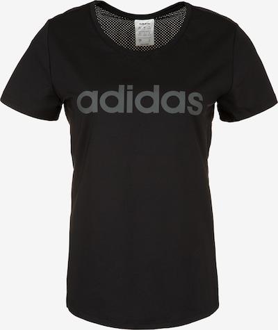 Sportiniai marškinėliai iš ADIDAS PERFORMANCE , spalva - juoda, Prekių apžvalga
