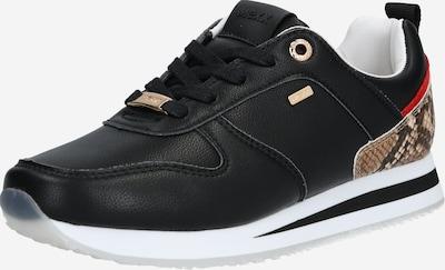 MEXX Sneaker 'Cathaleya' in braun / schwarz, Produktansicht