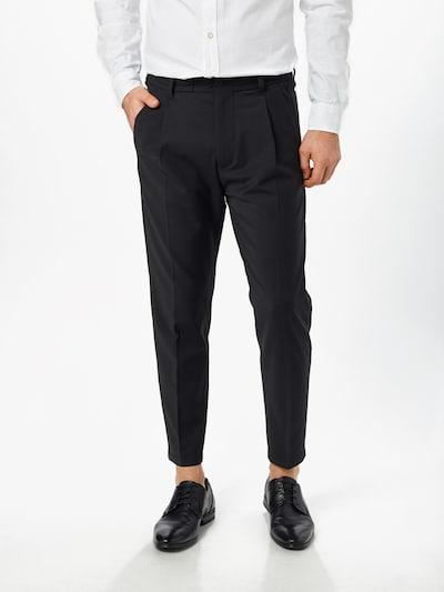 DRYKORN Hose 'CHASY' in schwarz, Modelansicht