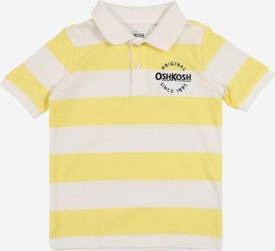 OshKosh Poloshirt in elfenbein / gelb, Produktansicht