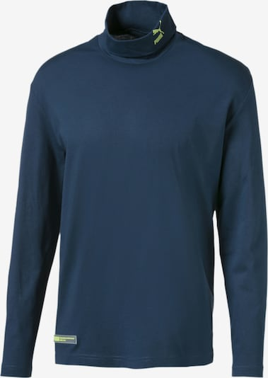 PUMA Shirt in dunkelblau, Produktansicht