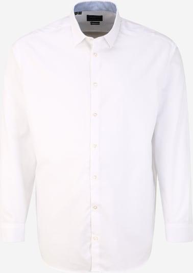 SELECTED HOMME Hemden 'SLHREGNEW-MARK SHIRT LS B PS' in weiß, Produktansicht