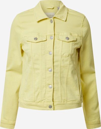 TOM TAILOR DENIM Jeansjacke in gelb, Produktansicht