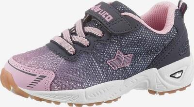 LICO Sneaker 'Flori' in marine / lila / dunkellila / pink, Produktansicht