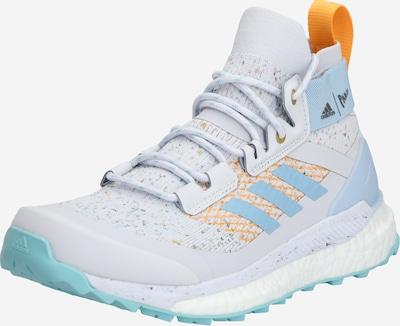 Sportiniai batai iš ADIDAS PERFORMANCE , spalva - šviesiai mėlyna / pilka, Prekių apžvalga